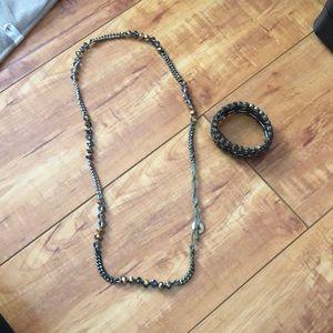 Chloe & Isabel - necklace and bracelet